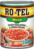 Rotel Mild Diced Tomatoes & Green Chilies