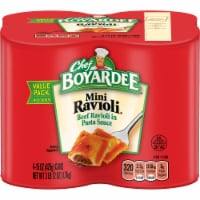 Chef Boyardee Mini Ravioli 4 Count