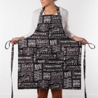 Now Designs Adjustable Straps Chalkboard Kitchen Apron - 1 ct