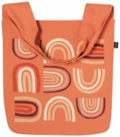 Danica Studio Cotton To and Fro Tote Bag with Extra Wide Handles Solstice - 1 each