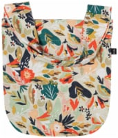 Danica Studio Cotton To and Fro Tote Bag with Extra Wide Handles Superbloom - 1 each
