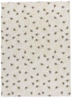 1Pcs Reusable Food Wrap Natural Beeswax X-Large (23x17-inch) by Ecologie -Bees - 1 ct