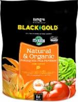 SunGro Black Gold® Natural and Organic Potting Mix Plus Fertilizer