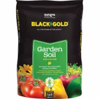 Black Gold Garden Soil - Case Of: 1; Each Pack Qty: 1; - Count of: 1