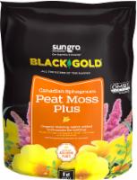 SunGro® Black Gold® Canadian Sphagnum Peat Moss Plus