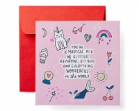 American Greetings Valentine's Day Card (Magical)