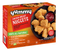 Yummy All Natural Chicken Breast Nuggets