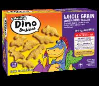 Yummy Whole Grain Chicken Breast Dinosaur-Shaped Nuggets