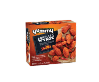 Yummy Hot Buffalo Style Boneless Wyngz - 20.2 oz