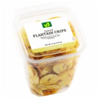 JVF Salted Plantain Chips