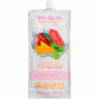 Live Clean Super Fruit Waters Quenching Curls One Minute Hair Mask