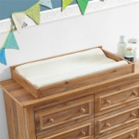 Baby Relax Macy Dresser Topper, Portable Changing Station, Natural
