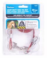 Mibro Kingcord Dog Tie Out Light Duty - 20 ft