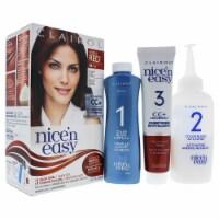 Clairol Nice n Easy Permanent Color  4R 112 Natural Dark Auburn Hair Color 1 Application