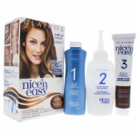 Clairol Nice n Easy Permanent Color  65G 114A Natural Lightest Golden Brown Hair Color 1 Appl - 1 Application