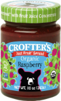 Crofter's Organic Just Fruit Raspberry Spread