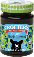 Crofter's Organic Just Fruit Black Currant Spread