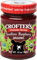 Crofter's Organic Premium Seedless Raspberry Spread
