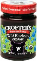Crofter's Wild Blueberry Premium Spread