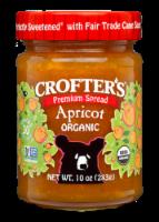 Crofter's Organic Apricot Premium Fruit Spread
