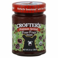 Crofter's Organic Four Fruit Fruit Spread