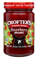 Crofter's Organic Strawberry Premium Spread