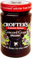 Crofters Organic Concord Grape Premium Spread