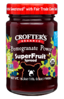 Crofter's Organic Pomegranate Power Premium SuperFruit Spread