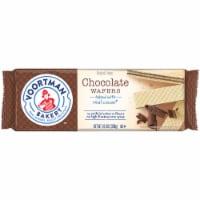 Voortman Bakery Chocolate Wafers - 10.6 oz