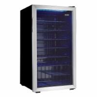 Danby DWC036A1BSSDB-6 36 Bottle Refrigerator Wine Cooler Freestanding Fridge - 1 Unit