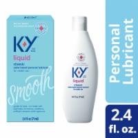 K-Y Smooth Classic Liquid Personal Lubricant