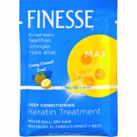 Finesse Max Creamy Coconut Scented Deep Conditioning Keratin Hair Mask