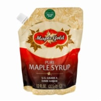 Maple Gold Pure Maple Syrup - 12 Oz