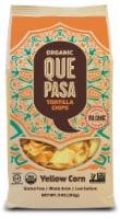 Que Pasa Organic Yellow Corn Tortilla Chips