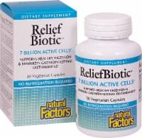 Natural Factors  ReliefBiotic™
