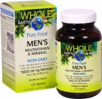 Natural Factors  Whole Earth & Sea® Men's Mutlivitamin & Mineral