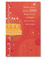 American Greetings Birthday Card for Dad (You're Loved)