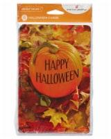 American Greetings Halloween Greeting Cards, 6-Count (Pumpkin) - 1 ct