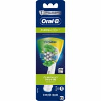 Oral-B Floss Action Replacement Brush Head Refills