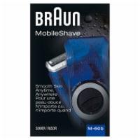 Braun MobileShave M-60b Shaver