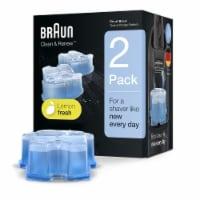 Braun Clean & Renew Lemon Fresh Refill