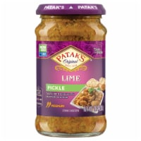 Patak's Medium Lime Relish