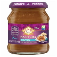 Patak's Major Grey Mild Chutney