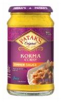 Patak's Mild Korma Curry Simmer Sauce
