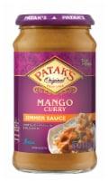 Patak Mild Mango Curry Sauce