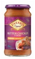 Patak's Butter Chicken Simmer Sauce