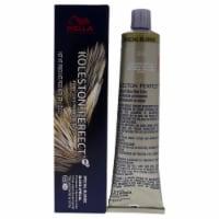 Wella Koleston Perfect Permanent Creme Hair Color 12 61 Special BlondeViolet Ash 2 oz - 2 oz