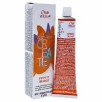 Wella Color Fresh Create SemiPermanent Color  Infinite Orange Hair Color 2 oz - 2 oz