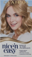 Clairol Natural Looking Nice'n Easy 8A Medium Ash Blonde Hair Color