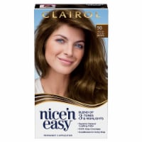 Clairol Natural Looking Nice'n Easy Permanent 5G Medium Golden Brown Color